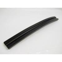 Bullwheel liner, rubber W-7163, black