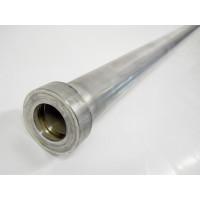 Tube Outside aluminium (T-Bar)