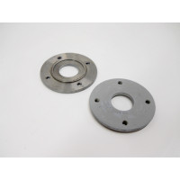 End plate (for roller) 75/47X6.5