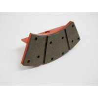 Shoe brake complete 300X135 type C service brake (Canada)